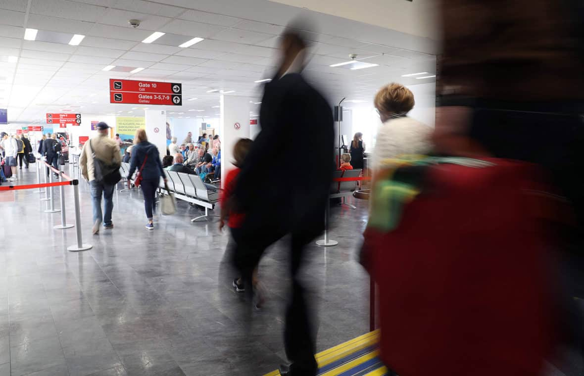 Cardiff Airport on Barry's doorstep supports businesses connect to the world